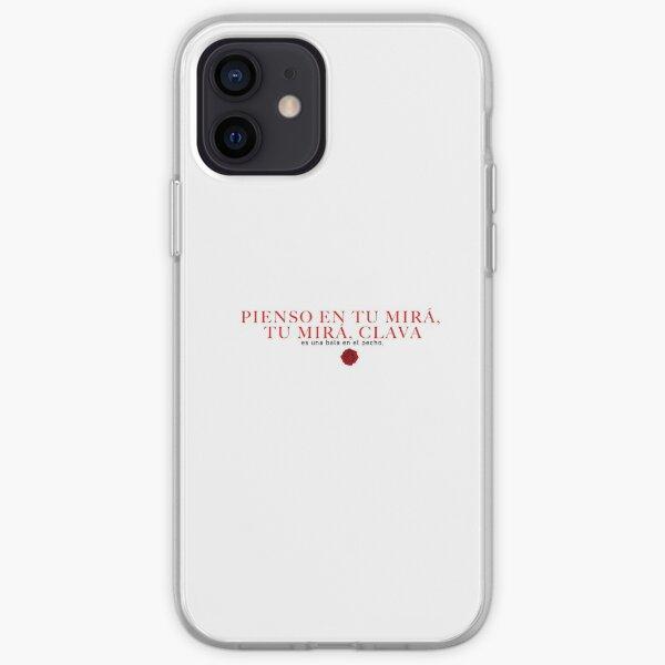 Rosalía Funda blanda para iPhone