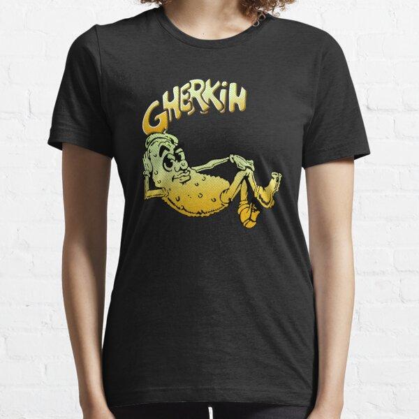 Gherkin Record Essential T-Shirt