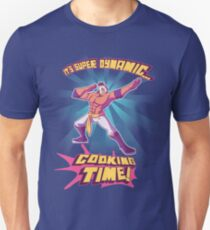Super Dynamic Cooking Time! T-Shirt