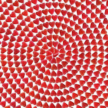 Jelly Heart by Filifjonka