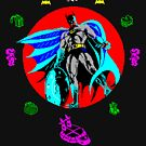 Gaming [ZX Spectrum] - Caped Crusader by ccorkin