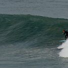 Green Rooms at Bells Beach by liquidlines