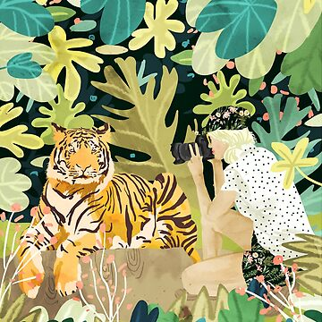 Tiger Sighting by 83oranges