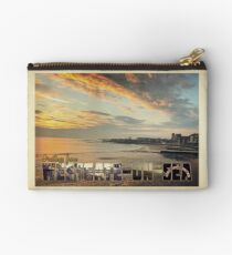 #1: Greetings from Westgate-on-Sea Studio Pouch