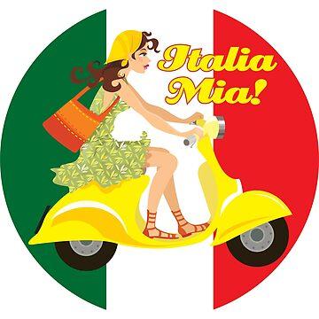 Italien Mia von Niloufer
