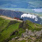 Snowdon Railway by RamblingTog