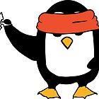 Ultra Ninja Penguin 2 by Andreea Butiu