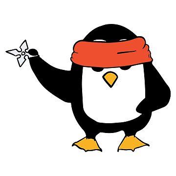 Ultra Ninja Penguin 2 by amedeea