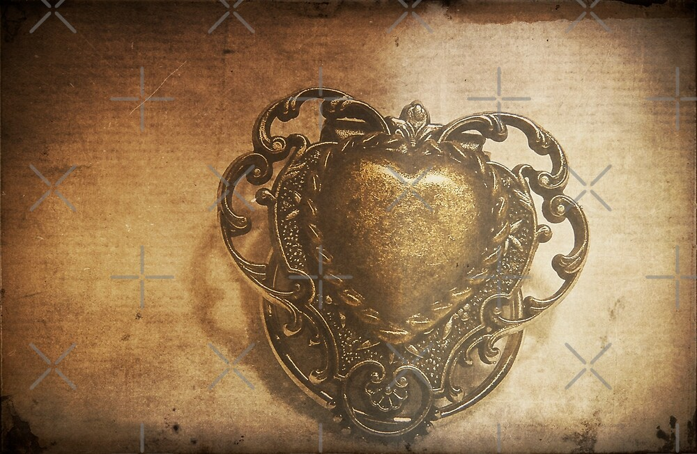 Metal Heart by Denise Abé