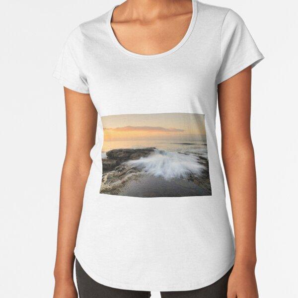 Cathedral Rocks Premium Scoop T-Shirt