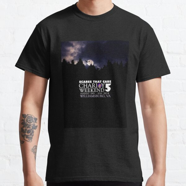 Scares That Care Charity Weekend 5 Classic T-Shirt