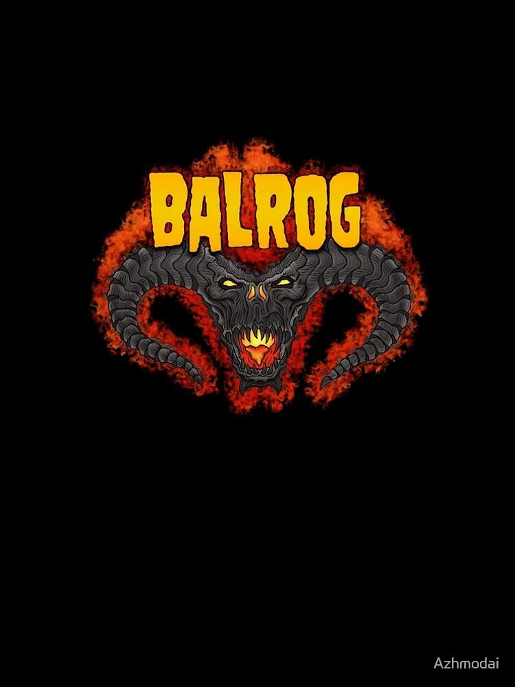 Balrog - Azhmodai 2018 von Azhmodai