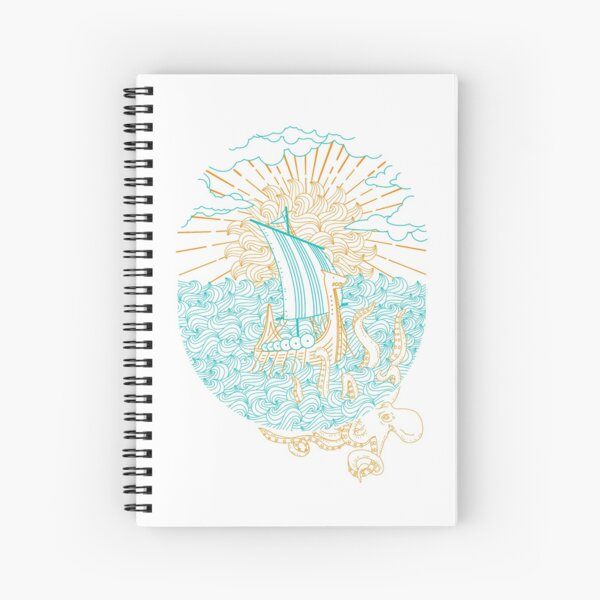 N/N Spiral Notebook