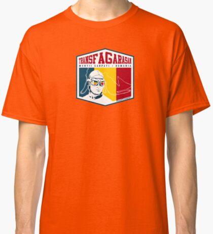The Transfagarasan Highway Classic T-Shirt