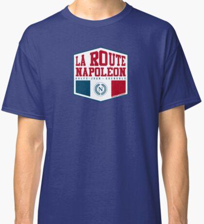 La Route Napoleon T-shirt Sticker Design Classic T-Shirt