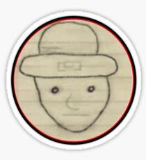 Alabama leprechaun Sticker
