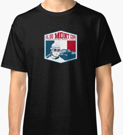 Route des Grandes Alpes France T-Shirt Sticker - Col du Mont Cenis 2 Classic T-Shirt