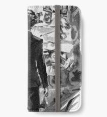 Sherlock in 221B iPhone Wallet/Case/Skin