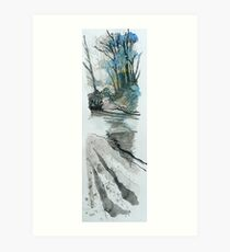 River Plym 4 Art Print