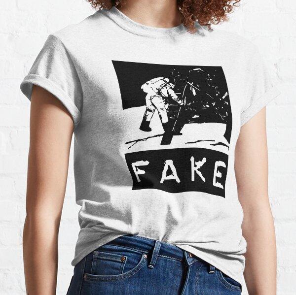 NASA Moon Landing Fake Classic T-Shirt