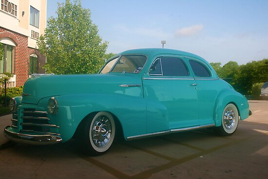 1948 Chevy Coupe by jujubean