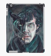 Sherlock - Black Panther iPad Case/Skin
