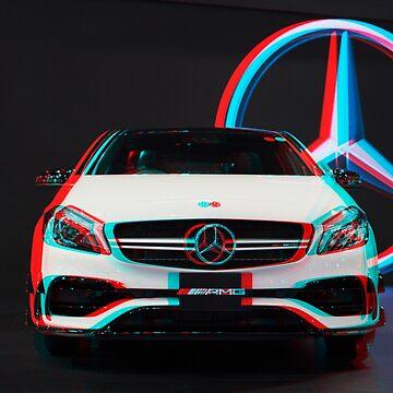 BenZ AMG 3D by benbdprod