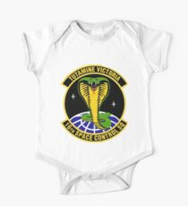 16th Space Control Squadron Crest One Piece - Short Sleeve