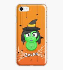 Halloween Fun Games - Zelda iPhone Case/Skin