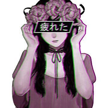 Aesthetic Japanese Girl 9 v2 by MisterNightmare