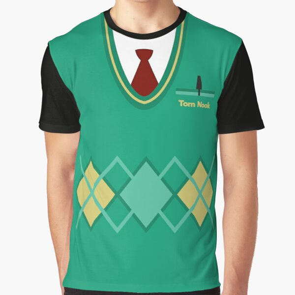Animal Crossing - Tom Nook Graphic T-Shirt