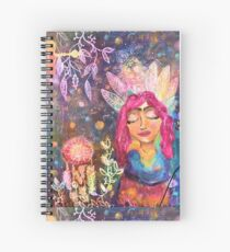 Beauty Is Her Name Spiral Notebook
