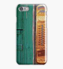 Temperature iPhone Case/Skin