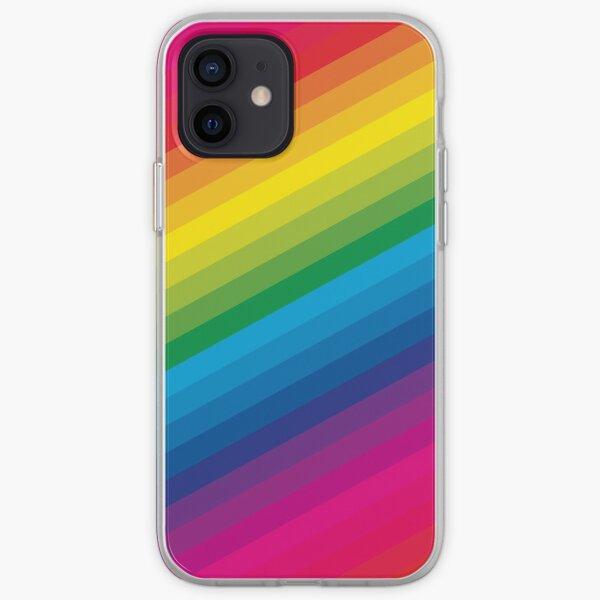 Rainbow iPhone Soft Case