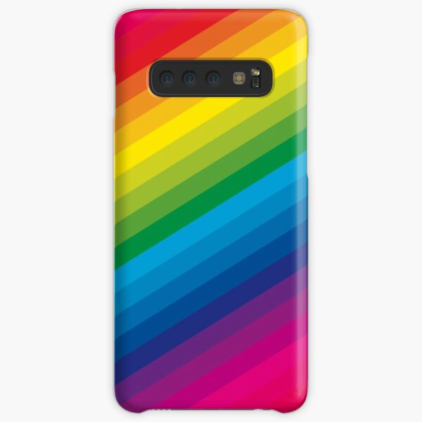 Rainbow Samsung Galaxy Snap Case