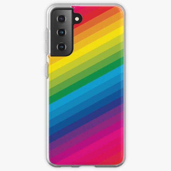 Rainbow Samsung Galaxy Soft Case