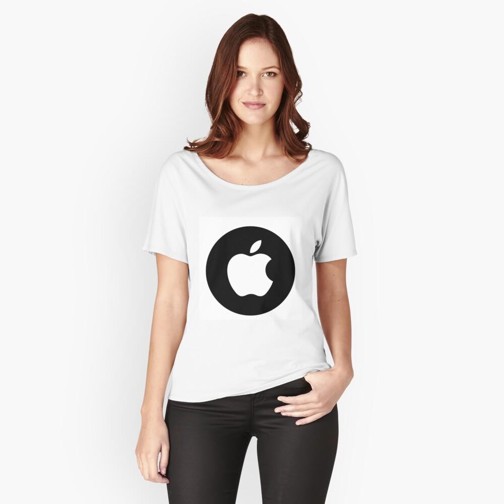 Fanáticos de Apple? Camiseta ancha