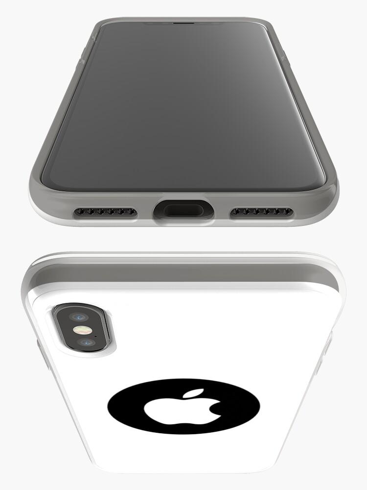 Vista alternativa de Funda y vinilo para iPhone Fanáticos de Apple?