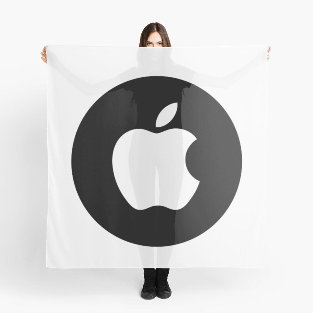 Fanáticos de Apple? Pañuelo