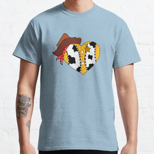 A Woody Heart Classic T-Shirt