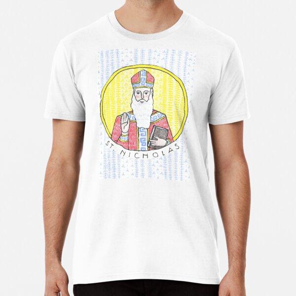 St. Nicholas of Myra Premium T-Shirt