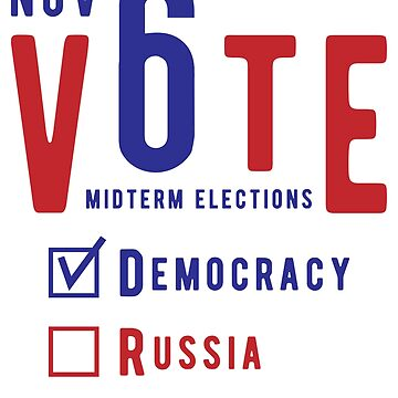 Vote for Democracy by EthosWear