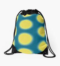 lime punch design Drawstring Bag