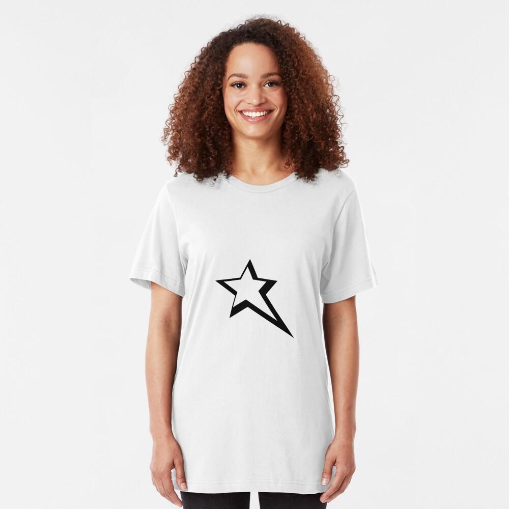 Drag Star. Slim Fit T-Shirt