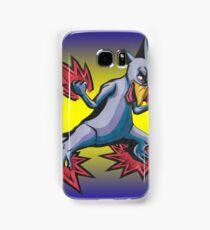 Psychic Attack Golduck  Samsung Galaxy Case/Skin