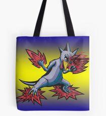 Psychic Attack Golduck  Tote Bag