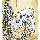 Elder Futhark 1. Fehu by Haunting Beauty Art by hauntingbeauty