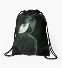 edit portraiture 2 Drawstring Bag