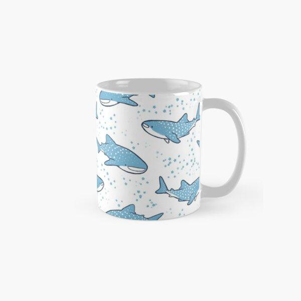 Sternenwalhaie (Lichtversion) Tasse (Standard)