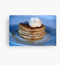 sweet stack Canvas Print